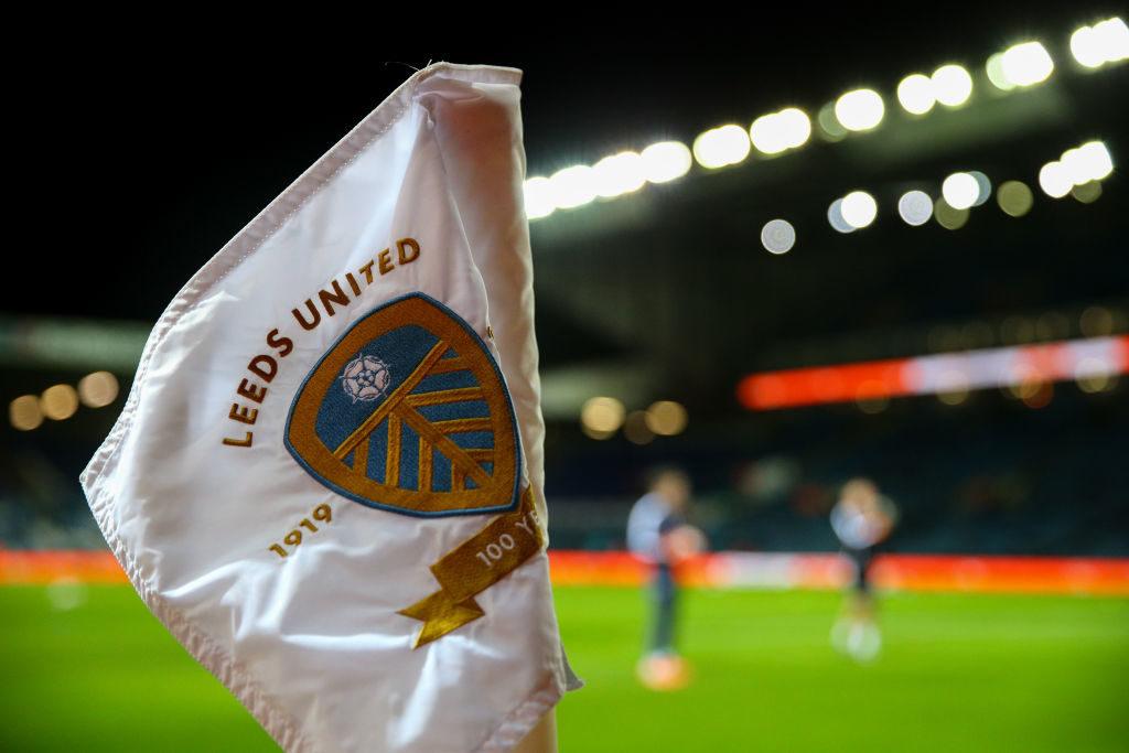 Leeds have agreed a new contract with Elia Caprile