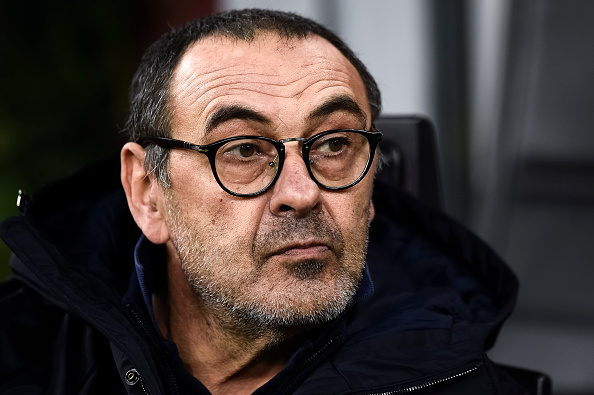 Some Tottenham fans are keen on Maurizio Sarri joining this summer.