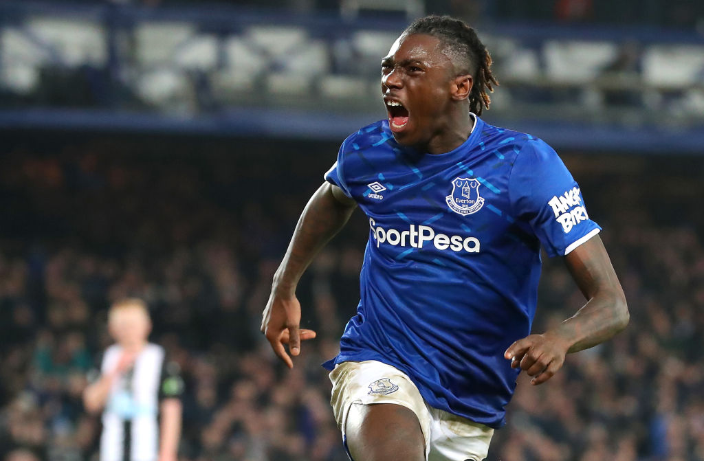 Report Juventus Want Moise Kean Back But At Half The Price Everton Paid The Boot Room