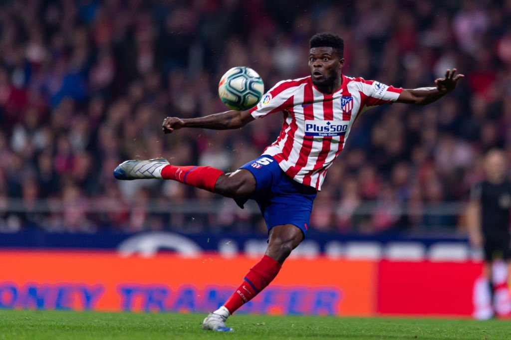 Martin Keown Comments On Arsenal S Reported Pursuit Of Thomas Partey
