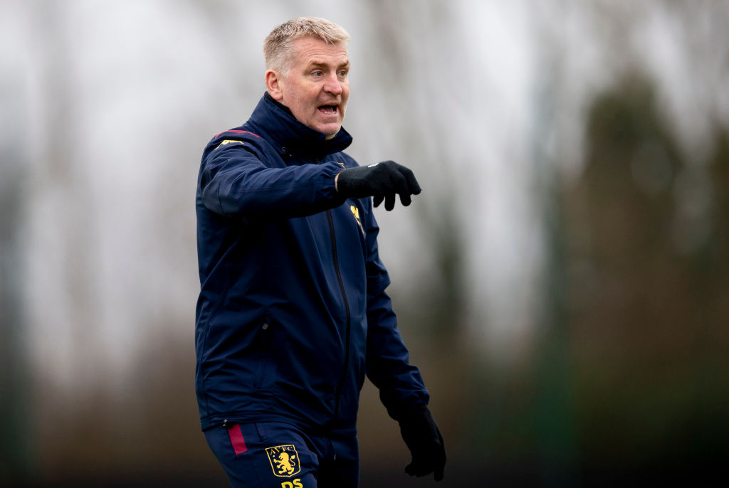 Aston Villa round-up: Talks with £18m-rated star reportedly revived; Smith opens door for departures