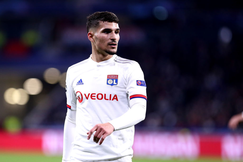 Houseem Aouar will now be Arsenal's main midfield target.