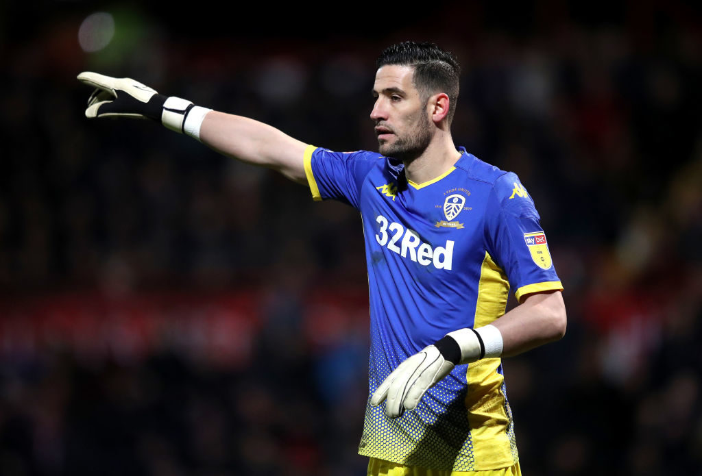 Kiko Casilla is set to leave Leeds to sign for Elche