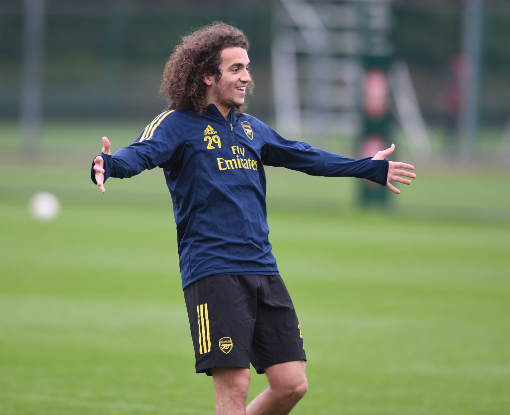 Matteo Guendouzi could fit in at Marseille.