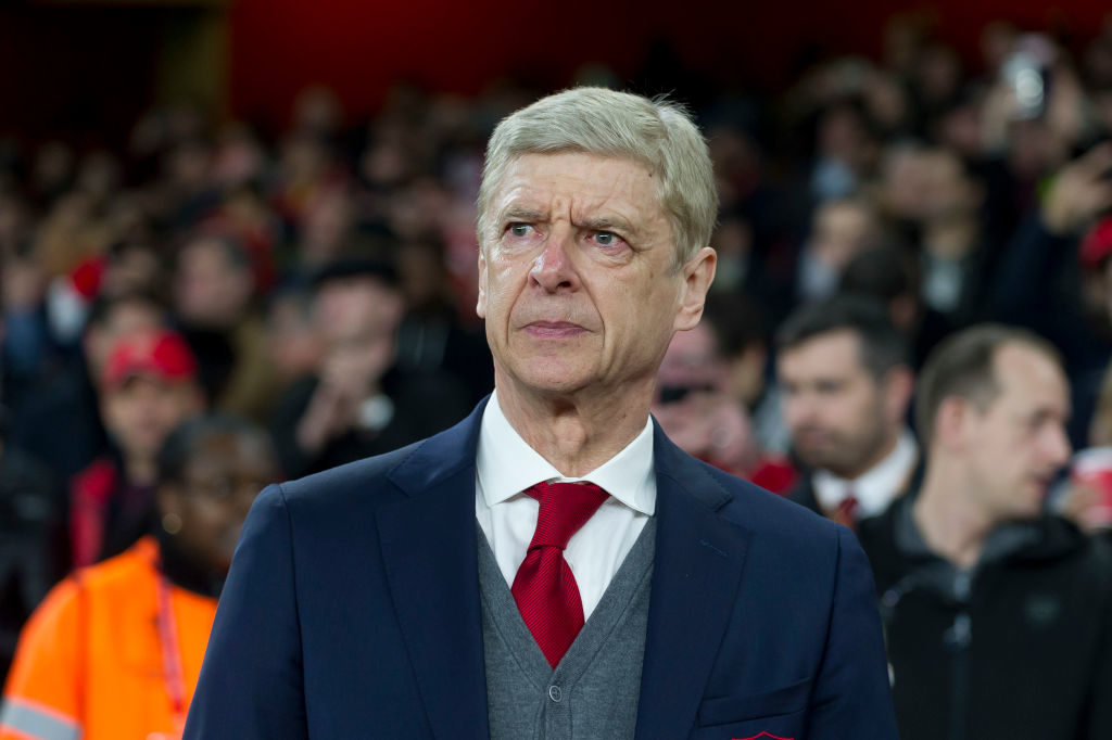 Arsene Wenger wanted to sign the midfielder in 2016.