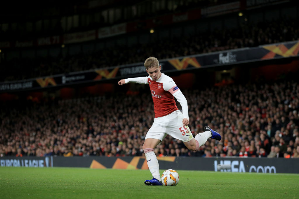 I Could Almost Cry Arsenal Fans React As Arteta Names Martinelli And Smith Rowe In Starting Xi Against Chelsea