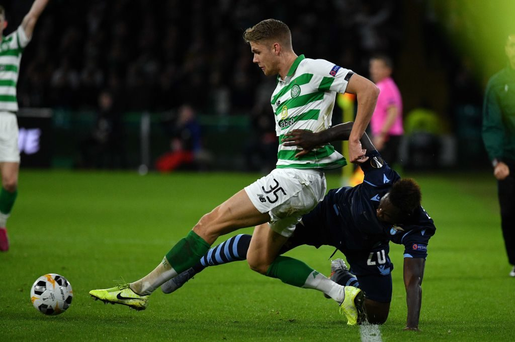 Kristoffer Ajer was a reported Spurs transfer target in 2020