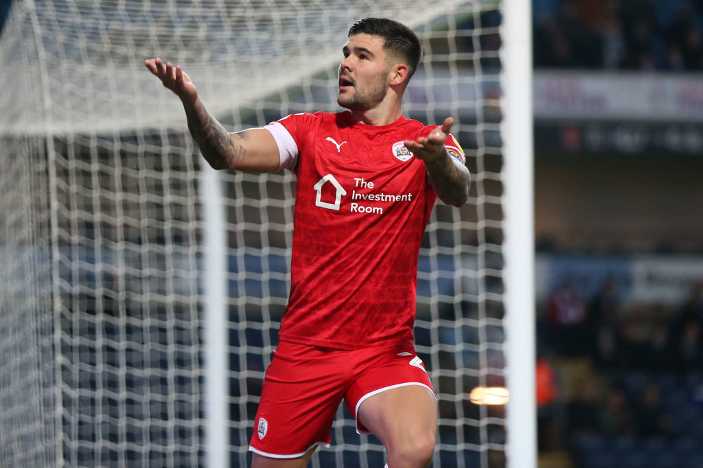 West Brom are reportedly eyeing Alex Mowatt