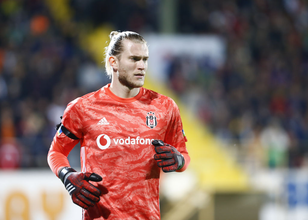 Union close to signing Karius from Liverpool on loan