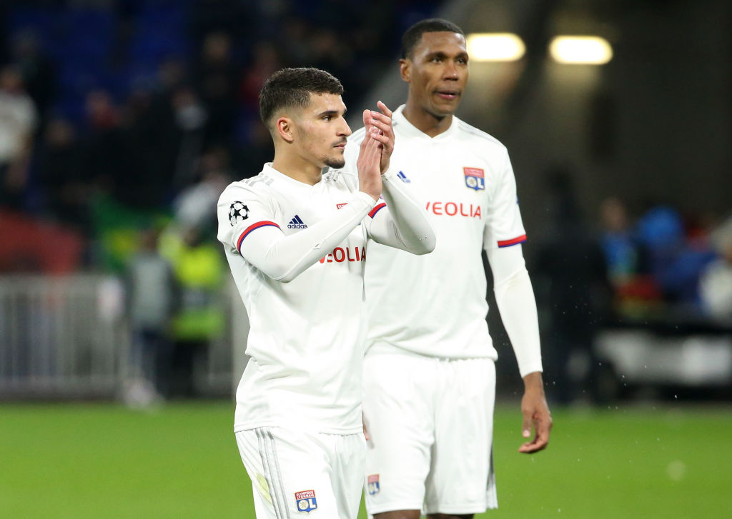 Arsenal preparing £45.5m deal to sign Houssem Aouar