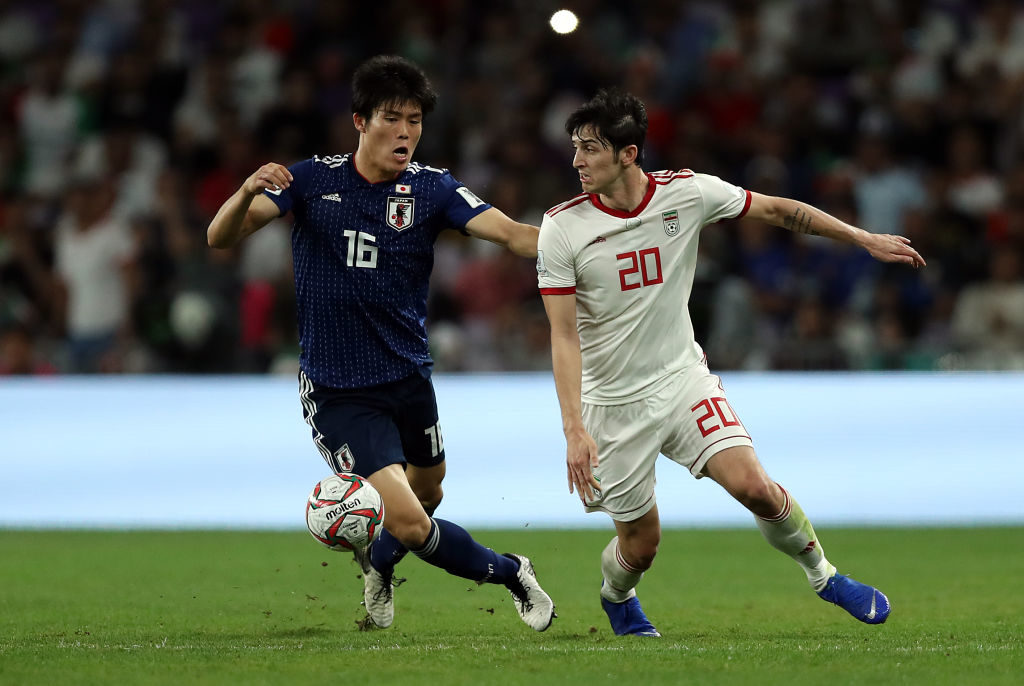 Spurs reportedly tried to sign Sardar Azmoun in the summer transfer window