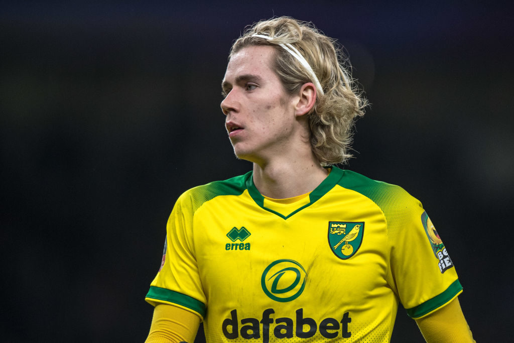 Aston Villa have reportedly reignited their interest in Norwich City winger Todd Cantwell following an injury to Bertrand Traore.