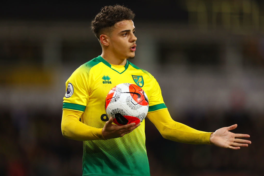 Spurs reportedly want Max Aarons in the transfer window