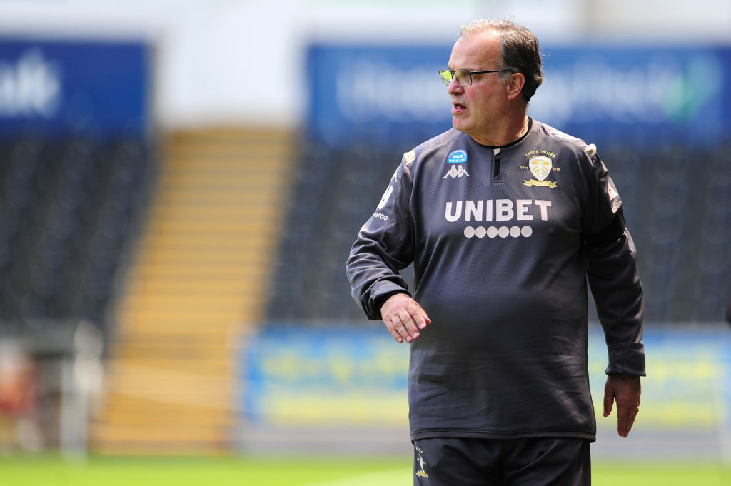 Report details why Marcelo Bielsa initially stalled new Leeds United contract talks - The Boot Room