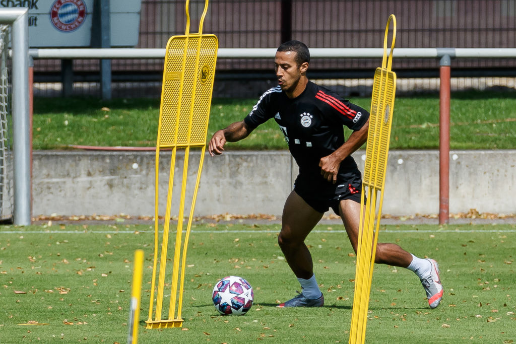'If true we have no chance' – Liverpool fans react as PSG make their move for Thiago Alcantara - TBR - The Boot Room - Football News