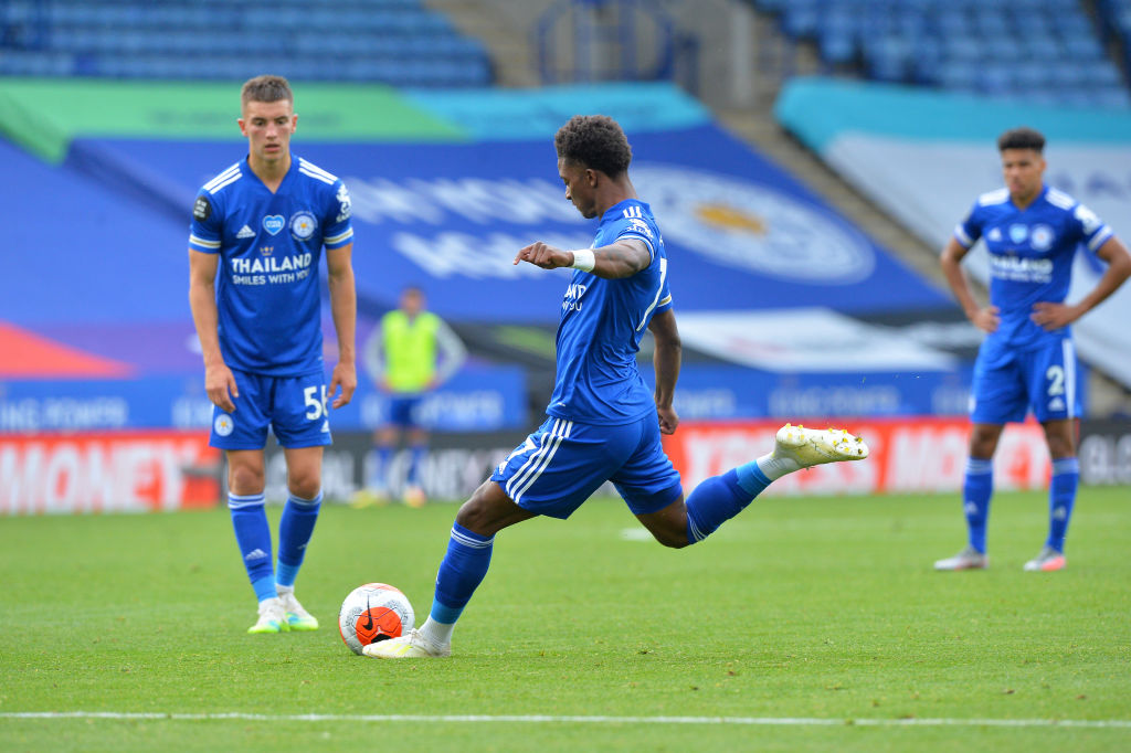 Brendan Rodgers expects Demarai Gray to stay at Leicester ...