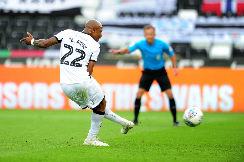 Andre Ayew is a target again for Celtic.