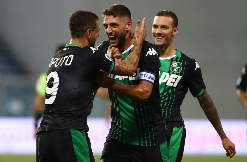 Can Arsenal and Liverpool sign Domenico Berardi this summer?
