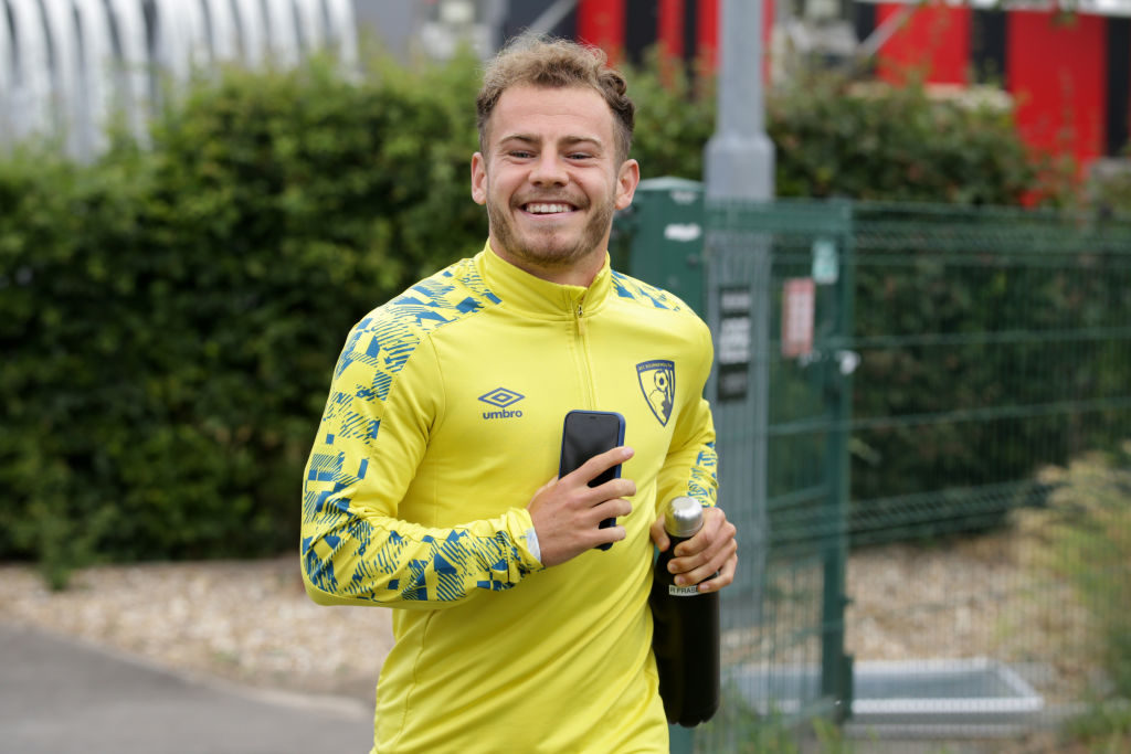 Ryan Fraser joins Newcastle on five-year deal