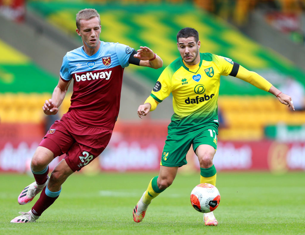 The Norwich City star has experience in the Premier League.