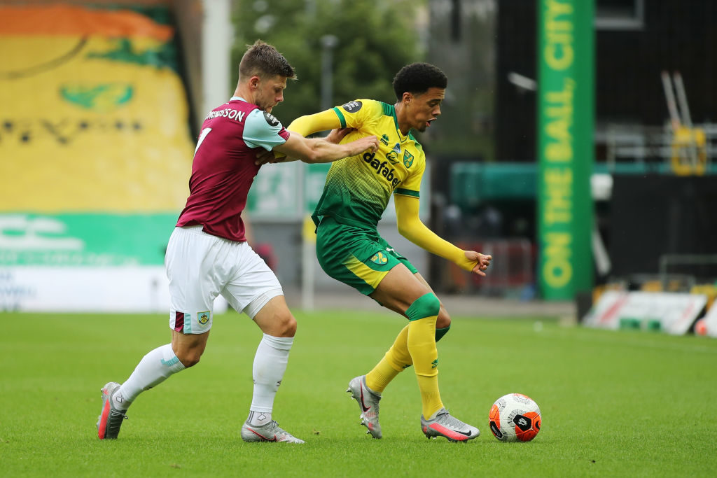 Newcastle complete £15m signing of defender Jamal Lewis from Norwich