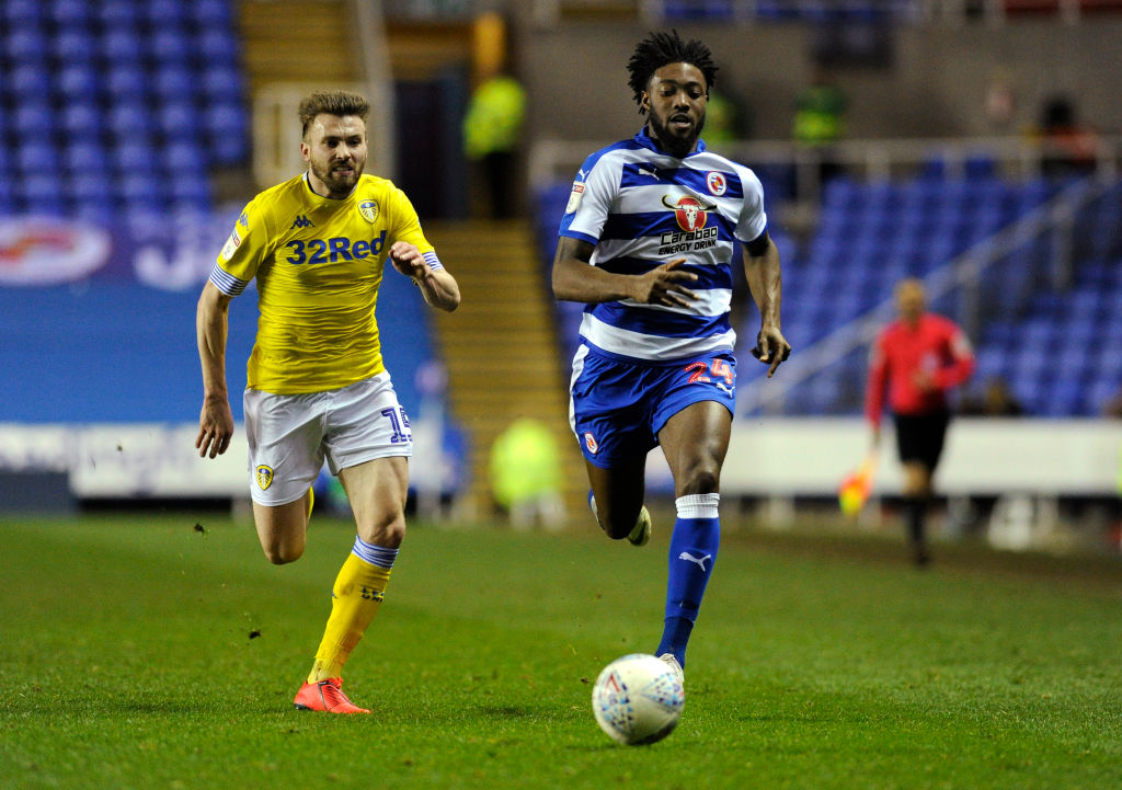 Reading v Leeds United - Sky Bet Championship
