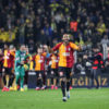 Fenerbahce vs Galatasaray : Turkish Super Lig