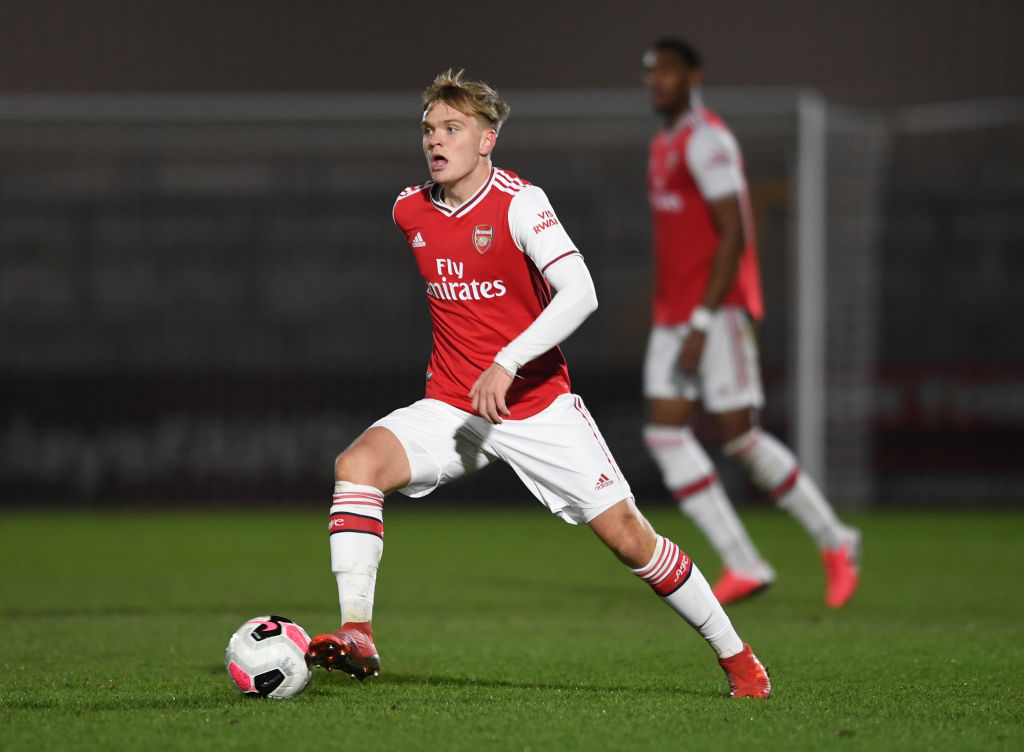 Arsenal FC v AS Monaco FC - Premier League International Cup