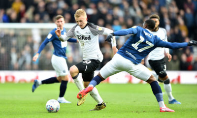 Derby County v Blackburn Rovers - Sky Bet Championship