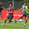 Liverpool Pre-Season Training Session