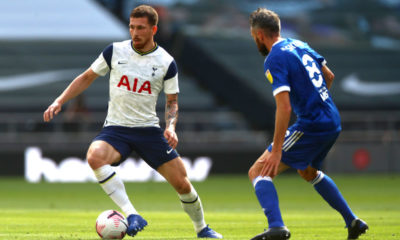 Tottenham Hotspur v Ipswich Town - Pre-Season Friendly