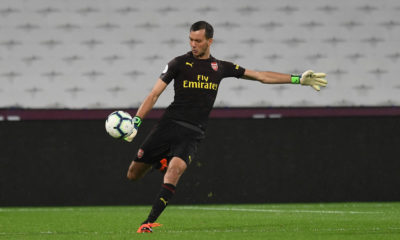 West Ham United v Arsenal: Premier League 2