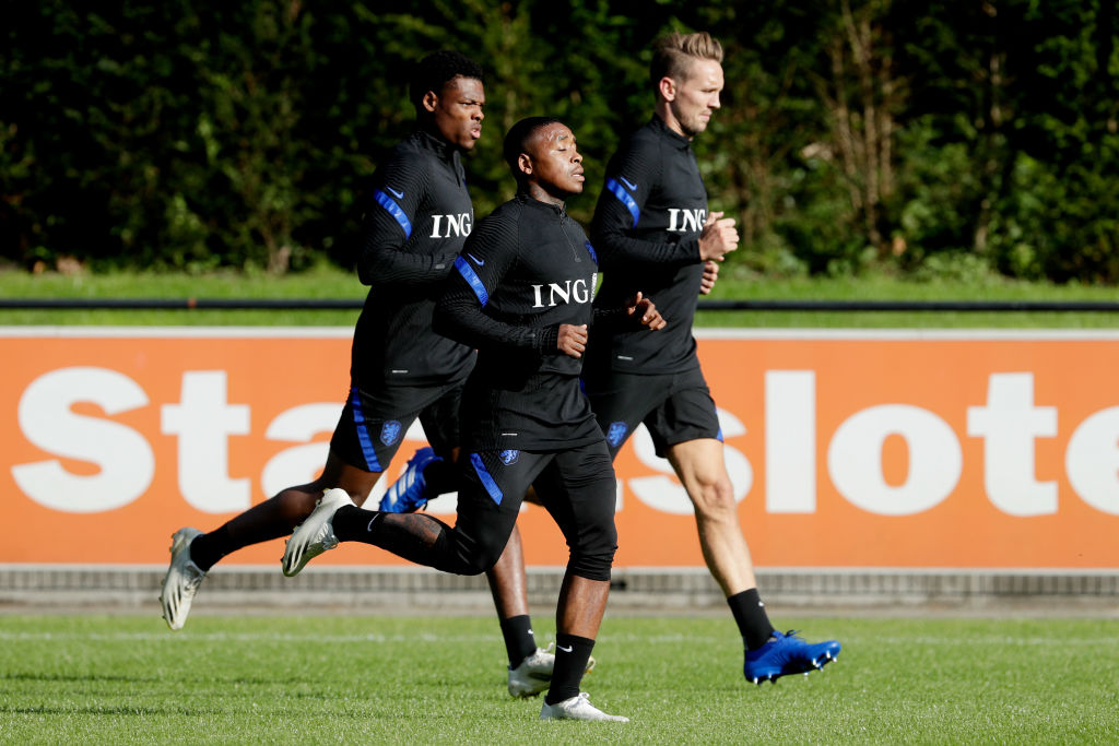 Training Holland -Training Men