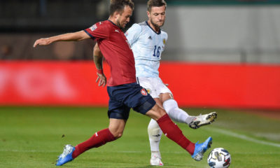 Czech Republic v Scotland - UEFA Nations League