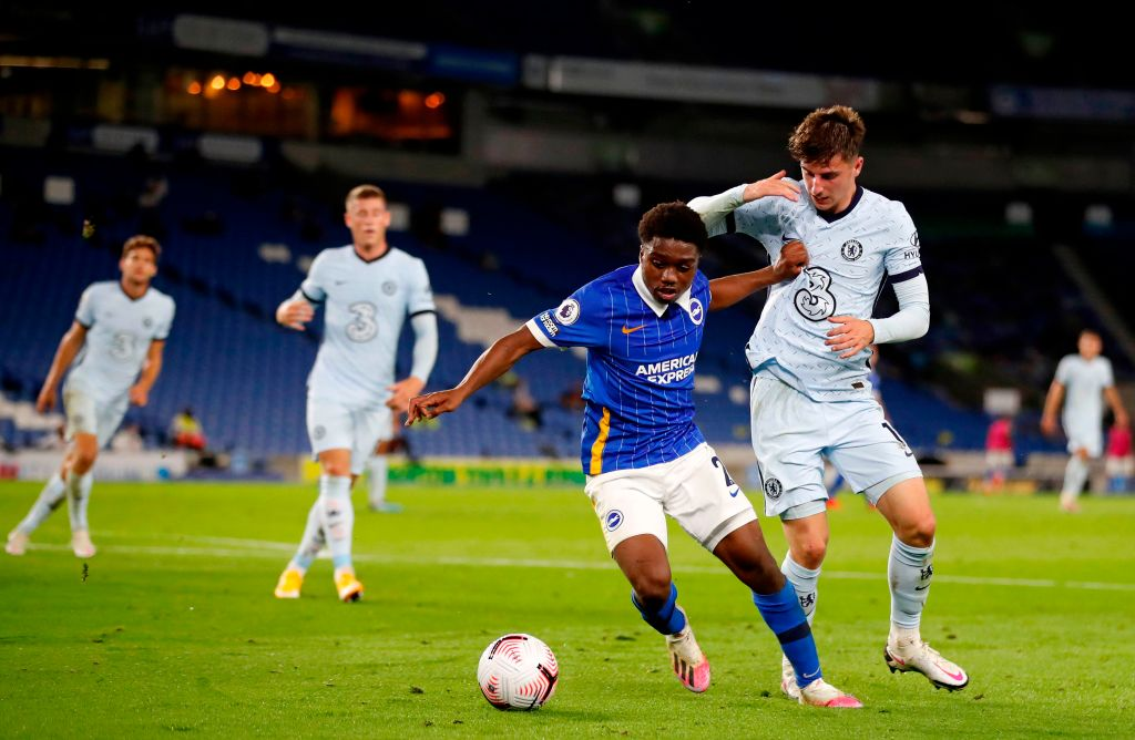 Spurs transfer speculation is now linking Tottenham with Tariq Lamptey