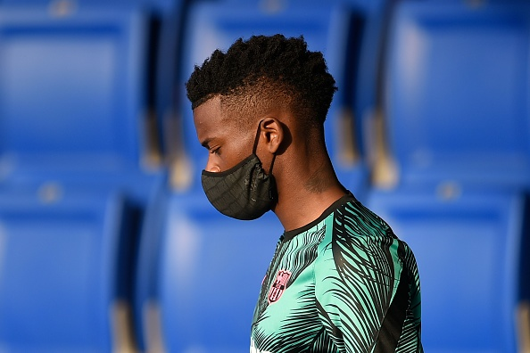 Wolves confirm signing of Nelson Semedo from Barcelona