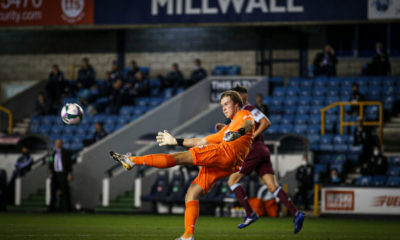 Millwall v Burnley - Carabao Cup Third Round