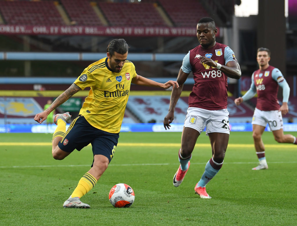 Aston Villa v Arsenal FC - Premier League