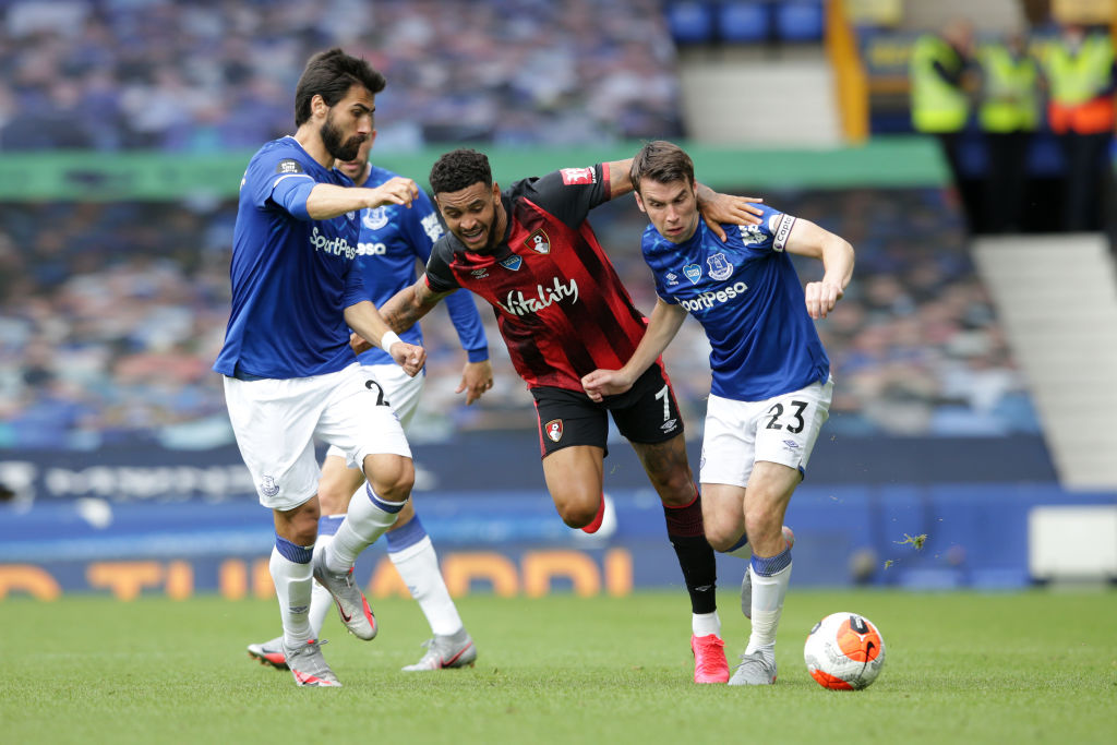 Everton FC v AFC Bournemouth  - Premier League