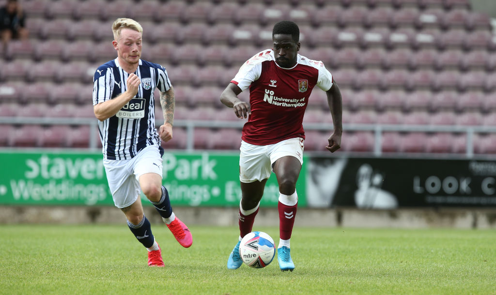 Northampton Town v West Bromwich Albion U23 - Pre-Season Friendly