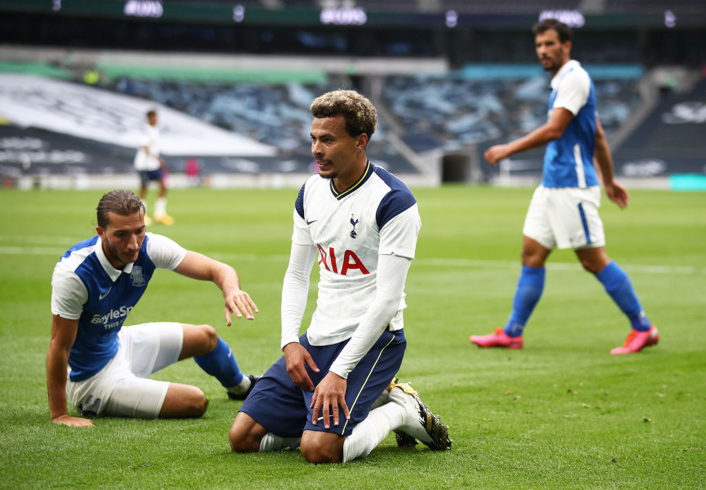 Tottenham Hotspur v Birmingham City - Pre-Season Friendly