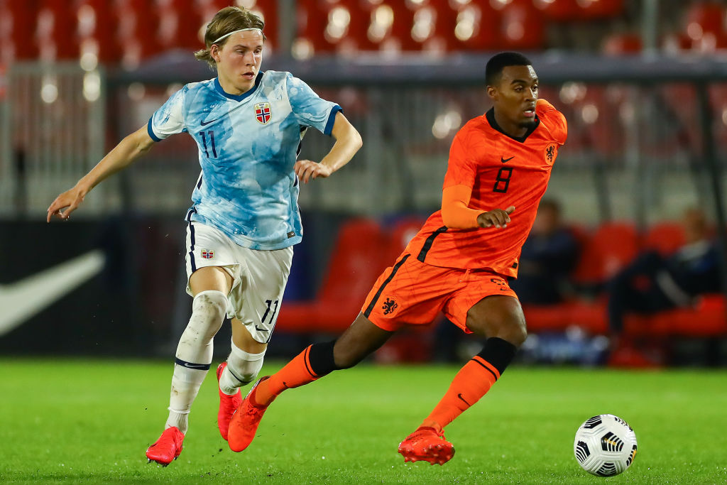 UEFA Euro Under 21, The Netherlands v Norway