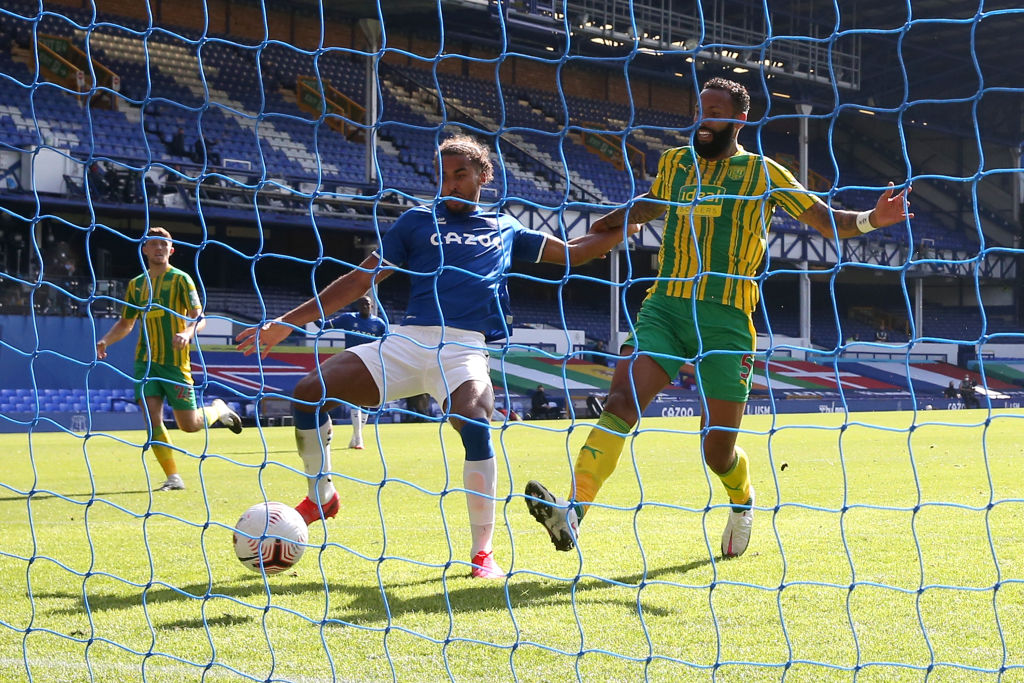 'He has pace', 'strong in the air': Alan Shearer wowed by Everton ace