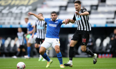 Newcastle United v Brighton & Hove Albion - Premier League