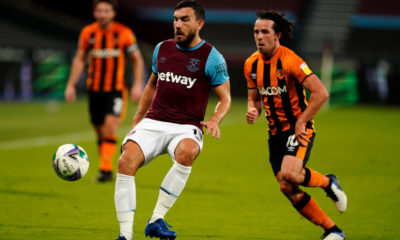 West Ham United v Hull City - Carabao Cup Third Round