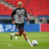 Bayern Munich Training Session: UEFA Super Cup
