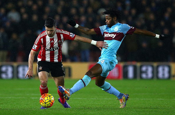 Southampton v West Ham United - Premier League