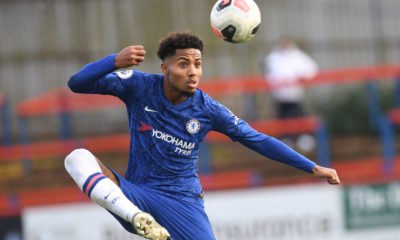 Chelsea FC U23 v Derby County U23 - Premier League 2