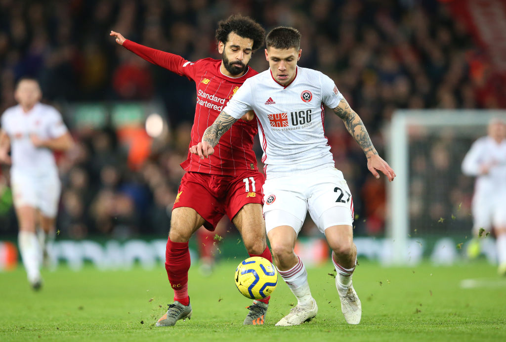 Liverpool FC v Sheffield United - Premier League