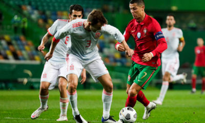 Portugal  v Spain  -International Friendly